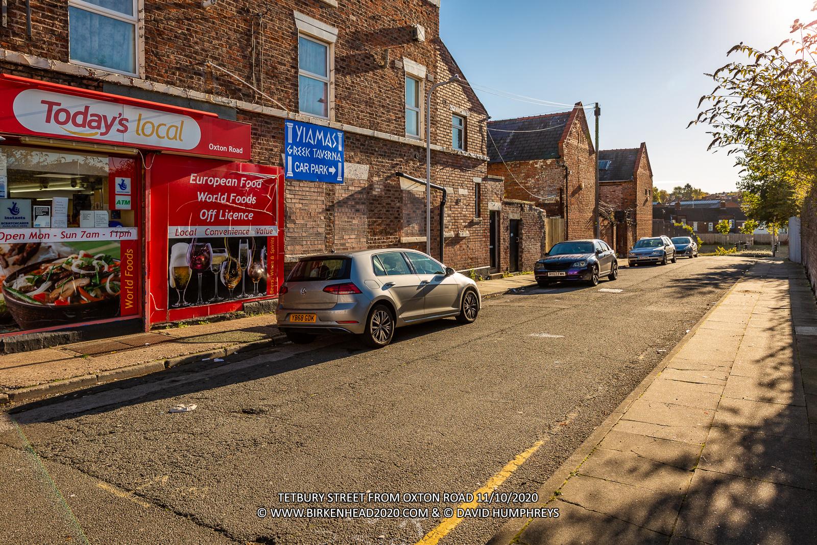 Tetbury Street