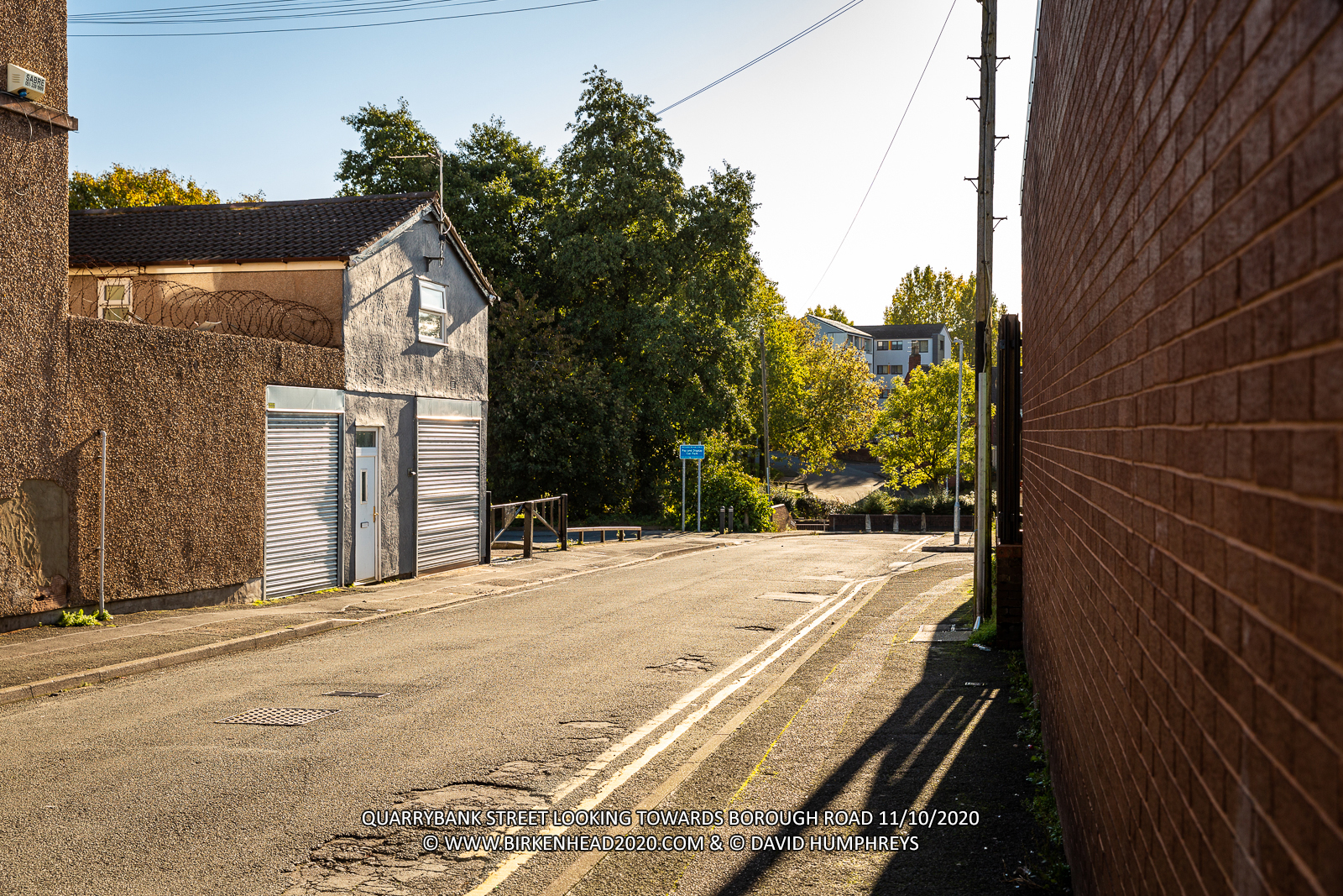 Quarrybank Street